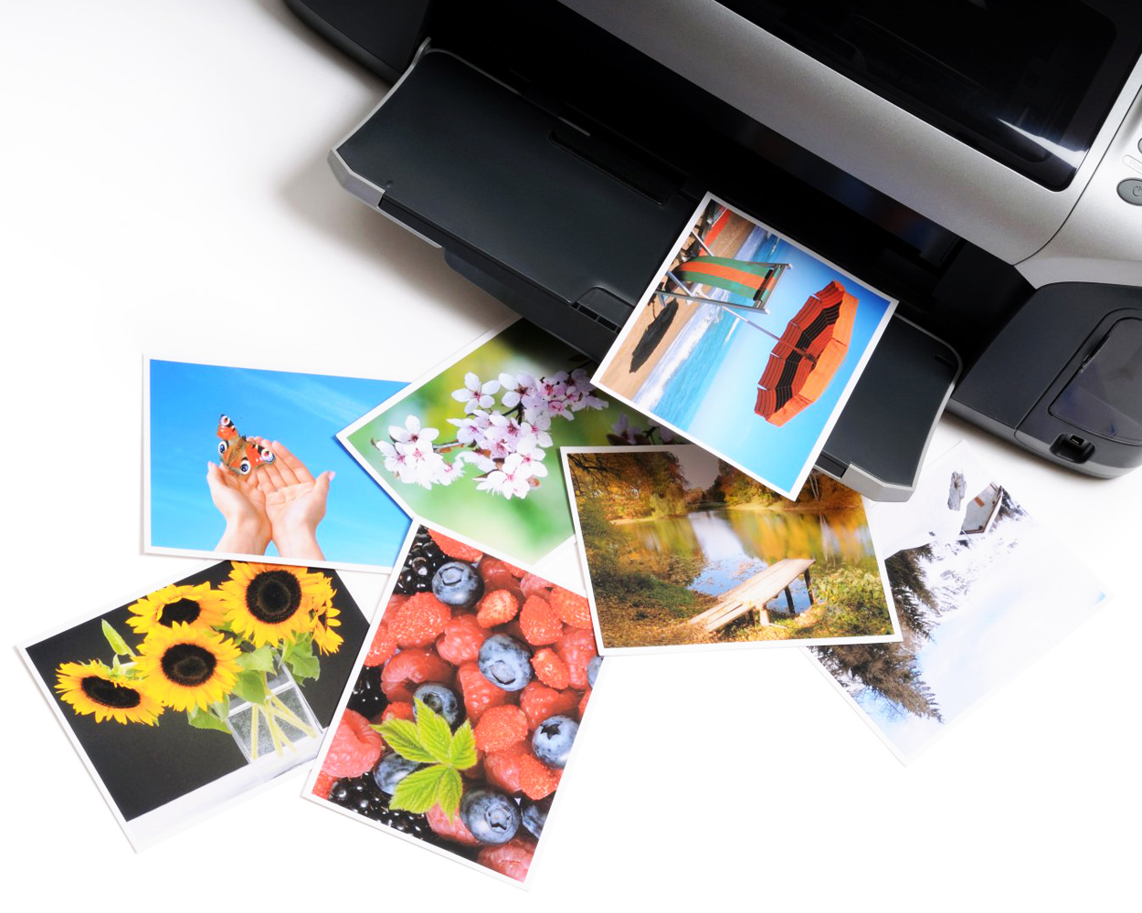 Открытка, принтер для печати на открытках грамотах